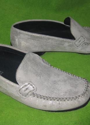 Туфли,мокасины silver street,р.39