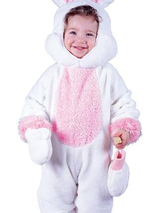 Карнавальный костюм зайчика зайки на 12-18м
