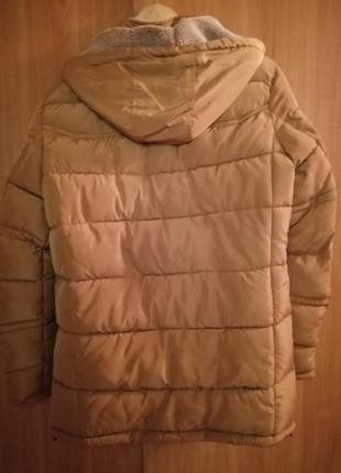 Пуховик мужской куртка