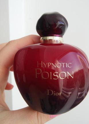 Christian dior hypnotic poison туалетная вода