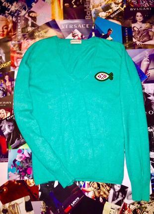 Женский кашемировый пуловер