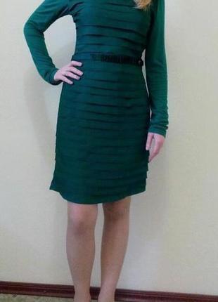 Вечернее платье, натуральный шёлк, roberto cavalli, италия