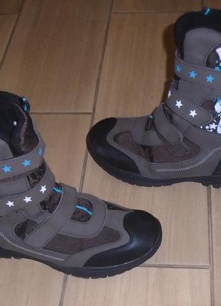 Exess tex зимние термо ботинки 38 р