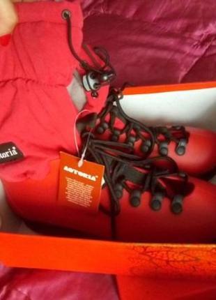 Комфортные ботинки новые р. 38