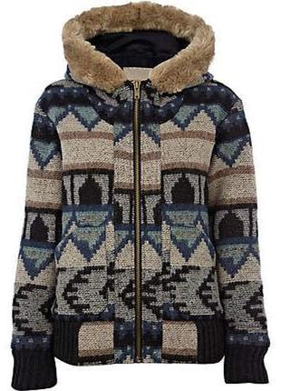 Очень крутой жакет куртка пальто от river island рр 6 наш 40