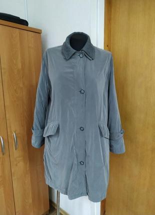Плащ-куртка 2 в 1 daniel hechter
