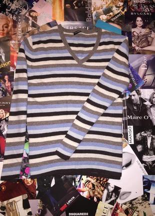 Женский пуловер полушерстяной gerry weber