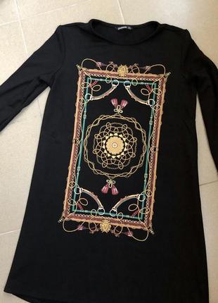 Платье stradivarius размер l