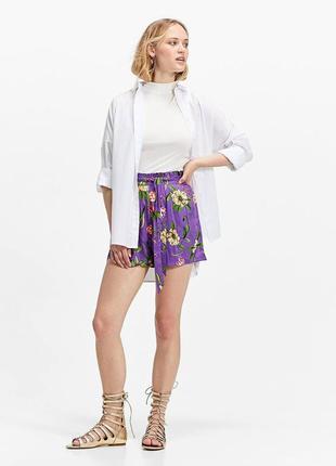 Новые! крутые шорты шортики испанского бренда stradivarius