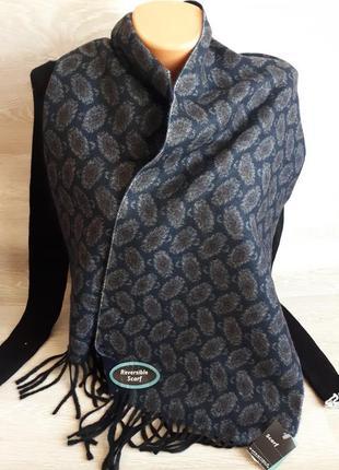 Теплый шарф / шарф на 2 стороны