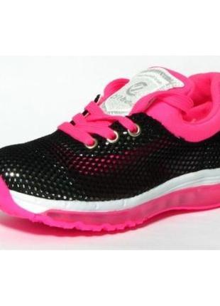 Кроссовки кросівки спортивная весенняя осенняя обувь мокасины 154 клиби clibee р.32-35