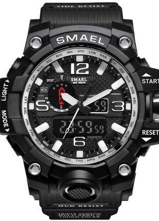 Мужские наручные спортивные часы по низкой цене smael
