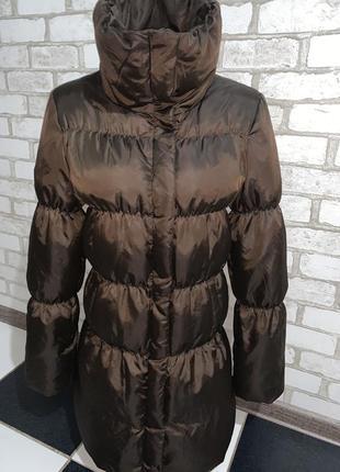 Тёплый ,зимний пуховик одеяло  бренд part two
