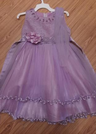Шикарное платьице