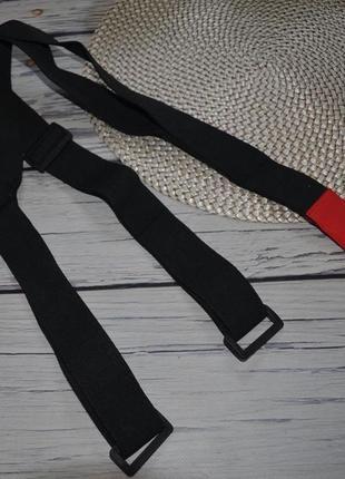 Взрослые фирменный подтяжки для лыжных штанов