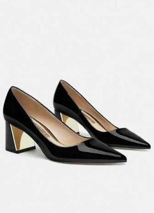 Стильные трендовые туфли
