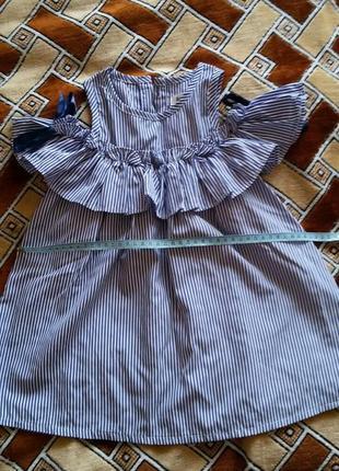 Платье на девочку4 фото