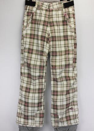 Лыжные штаны по типу hally hansen