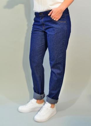 3064\120 джинсы темно-синего цвета f&f xl