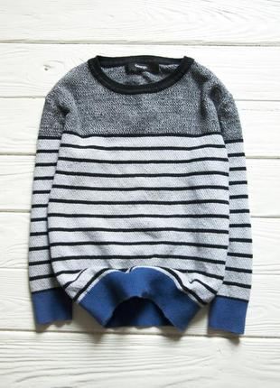 Тоненький свитерок -вафелька от george