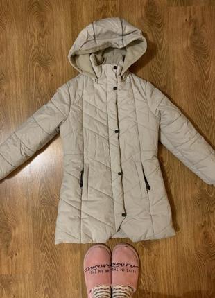 Зимнее пальто/куртка lenne