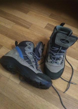 Термо ботинки columbia мембрана nomad водонепроницаемые