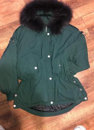 Куртка осенняя , зимняя, пилот