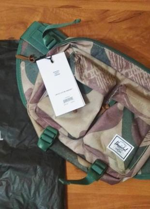 Herschel  eighteen supply сумка на пояс, бананка