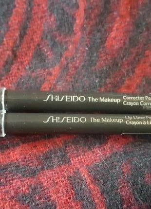 Набор 200 грн, корректирующий карандаш 150, красный карандаш для губ 150