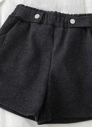 Шерстяные шорты