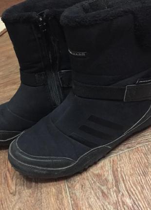 Сапожки adidas /сапоги/ботинки/ботиночки