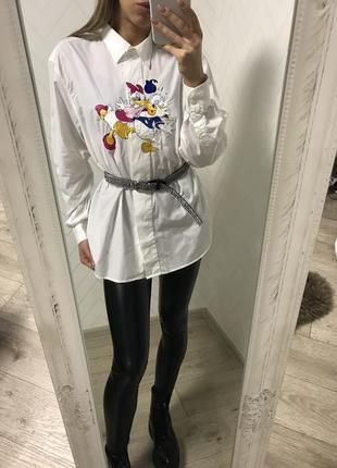Объемная рубашка s/l