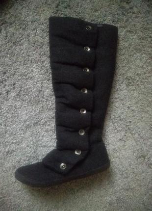 Жіночі  зимові  чоботи  blowfish  malibu /женские зимние  ботиночки на мєху/сапожки