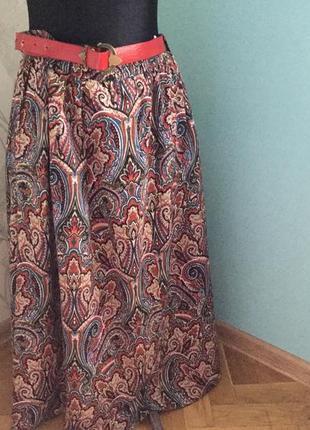 Большая нарядная юбка
