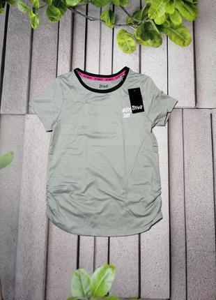 Спортивная футболка для девочки для физкультуры