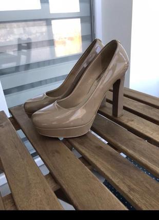 Туфлі фірми «sala» шкіра, розмір 38