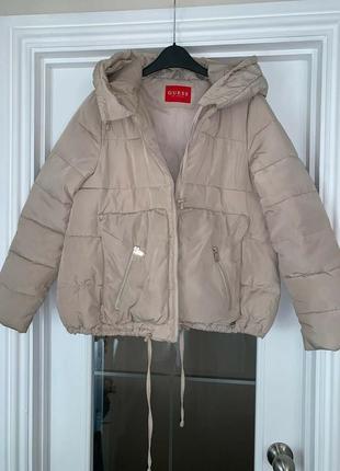 Пуховик куртка guess оригинал