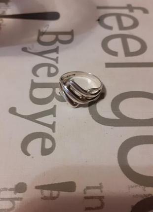 Винтаж кольцо серебро серебро 925
