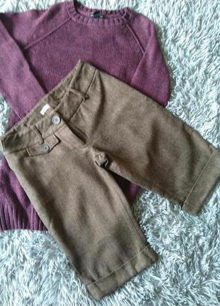 Теплые шорты