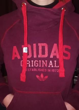 Реглан с капюшоном adidas