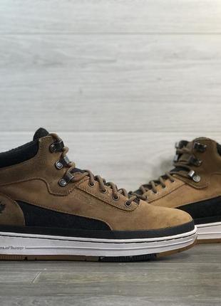 Ботинки k1x с мехом