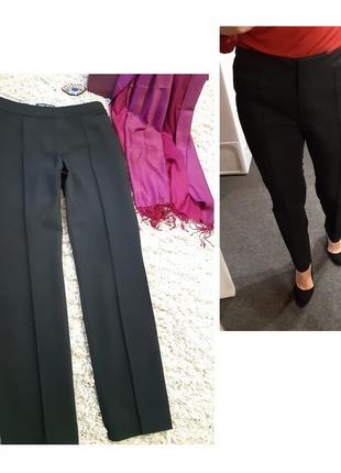 Классические черные брюки, gerry weber, p. 12-14