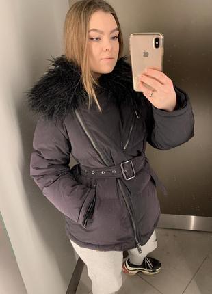 Diesel оригинал парка куртка пуховик ветровка пальто