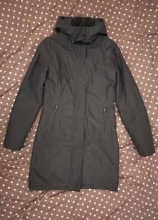 Зимова куртка/плащ/пальто/прямий крій