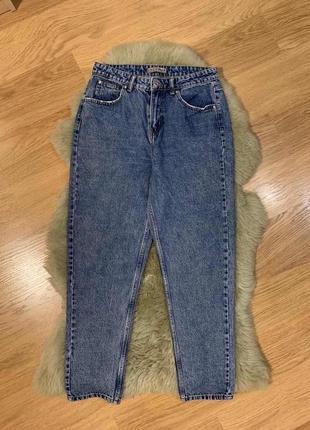 Mom джинсы denim co!