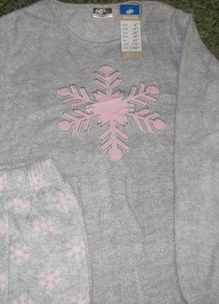 Пижама женская пепко  флисовая