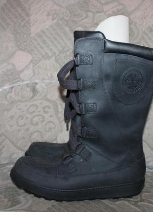 Зимові чоботи timberland