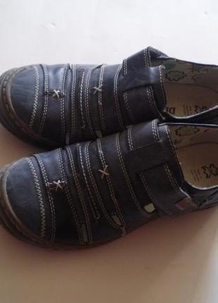 Удобные туфли  dr.jurgens