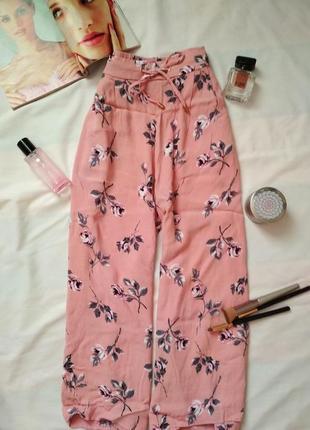 Штани брюки вкорочені кюлоти