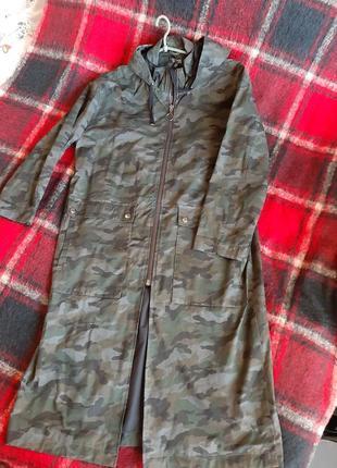 Женское плащ-пальто topsohop